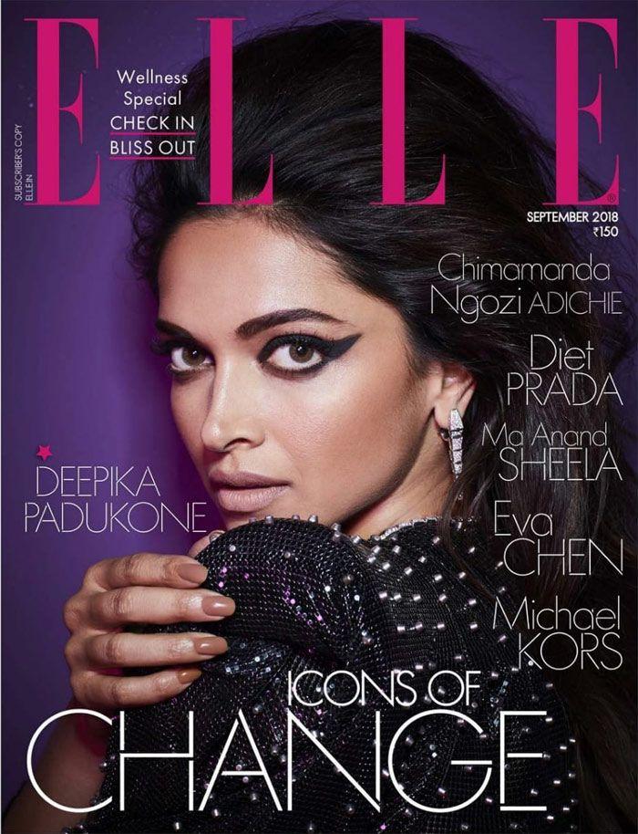 Pics Deepika Super Hawt Poses For Elle Deepika Padukone Deepika Padukone Style Deepika Ranveer