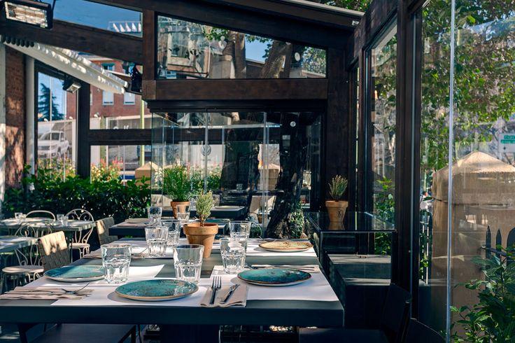 Pipa & Co. (Madrid): una terraza vintage bien climatizada