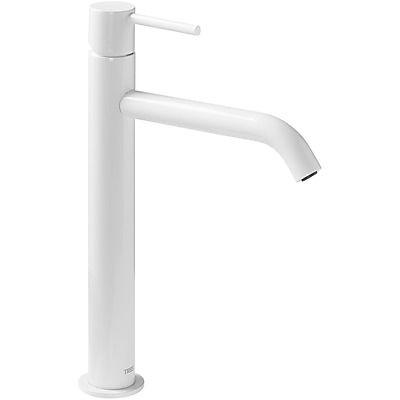 Mitigeur lavabo: finition blan