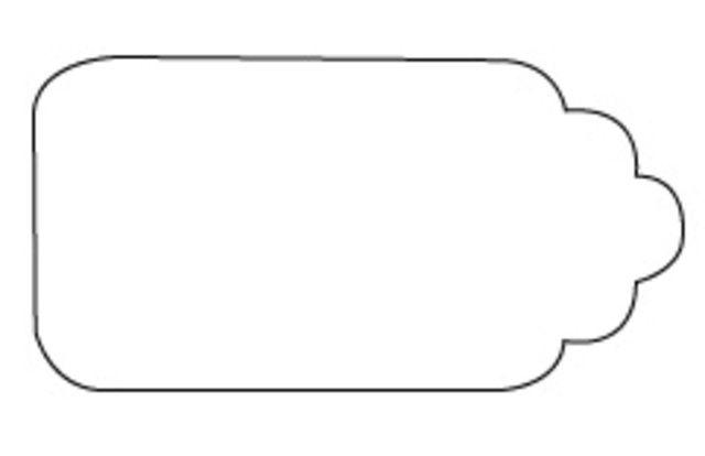 78 images about moldes para etiquetas on pinterest - Etiquetas para regalos para imprimir ...