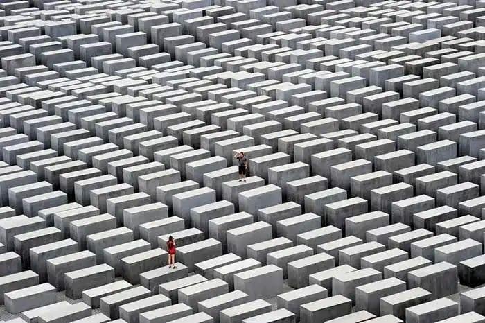 Memorial Del Holocausto Peter Eisenman Denkmal Denkmal Fur Die Ermordeten Juden Europas Peter Eisenmann