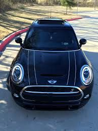 Image result for 5 door mini cooper blue and white stripes