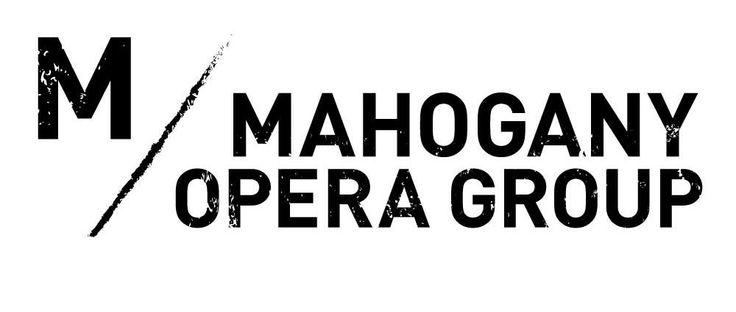 mahogany opera group logo
