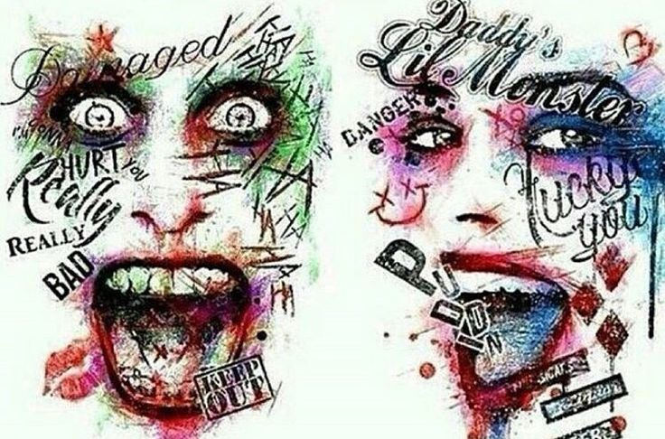 Joker  Harley Quinn Más