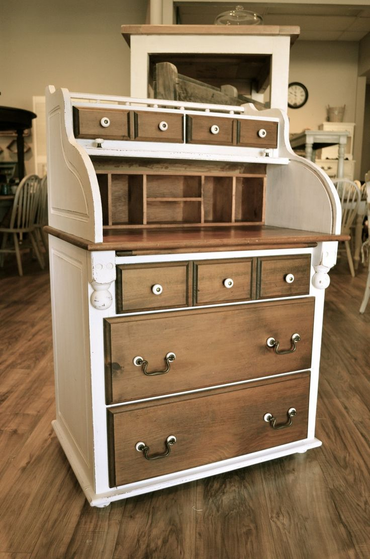 449 Best Painted Amp Stained Furniture Images On Pinterest