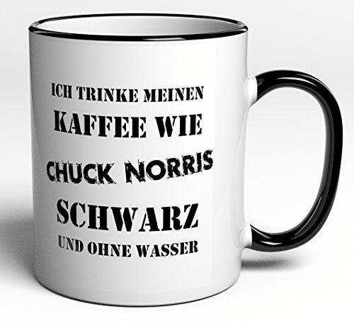 Tasse Ich trinke meinen Kaffee wie Chuck Norris - schwarz und ohne Wasser geschenke-fabrik http://www.amazon.de/dp/B00UJDH72C/ref=cm_sw_r_pi_dp_bJcmwb12W88BT