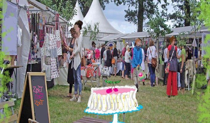 Festival der zoete verleiding (Drenthe) - High Tea Vriendinnen