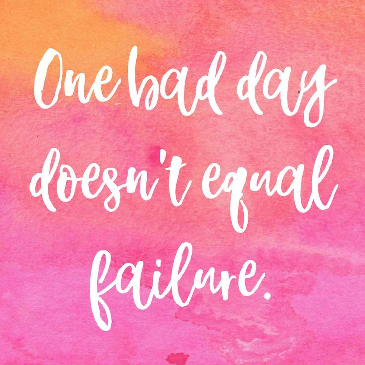 Small decisions lead us to success. Have a bad day? Sleep on it, wake up refreshed, and make the decision to be healthy again. This is how to reach your health and weight loss goals. We all fall sometimes!