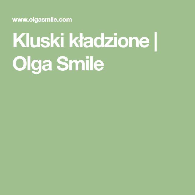Kluski kładzione | Olga Smile