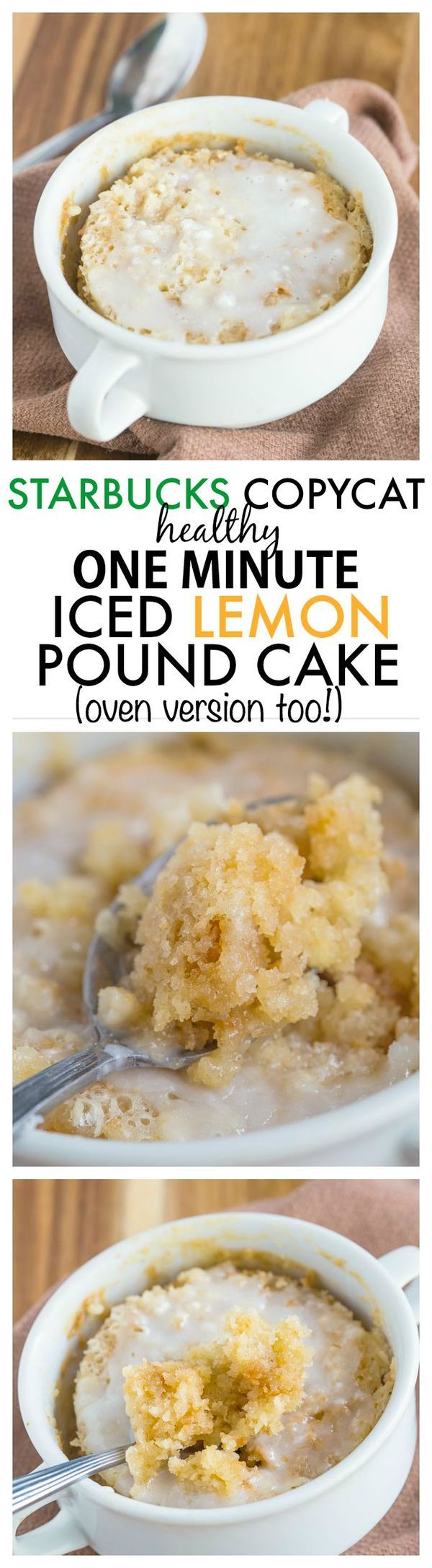 Gluten Free Iced Coffee Cake With Almond Flour