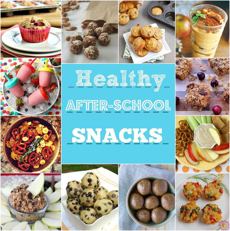 A Roundup of Healthy After-School Snack Recipes {Podcast #273}