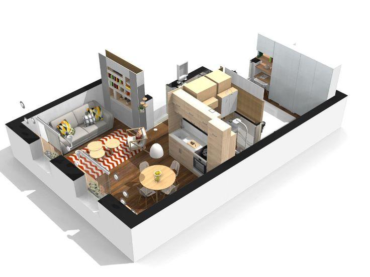Les 25 meilleures id es concernant logiciel plan maison gratuit sur pinterest - Logiciel gratuit architecte d interieur ...