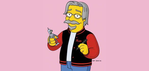 Matt Groening Reveals the Location of the Real Springfield