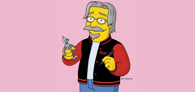 Matt Groening Reveals the Location of the Real Springfield