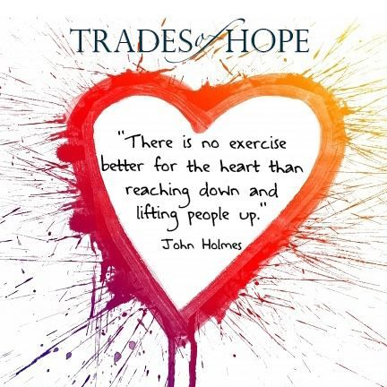 Fair trade fashion giving hope to women around the world! mytradesofhope.com/angelaspearman #tradesofhope #fairtrade