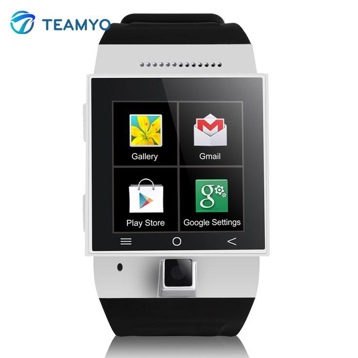 Teamyo S55 Bluetooth GPS Smart Uhr 1,54 zoll 2,0 Mt kamera Unterstützung 2G/3G Wifi SIM karte armbanduhr für Android Phone Smartwatch //Price: $US $65.99 & FREE Shipping //     #meinesmartuhrende