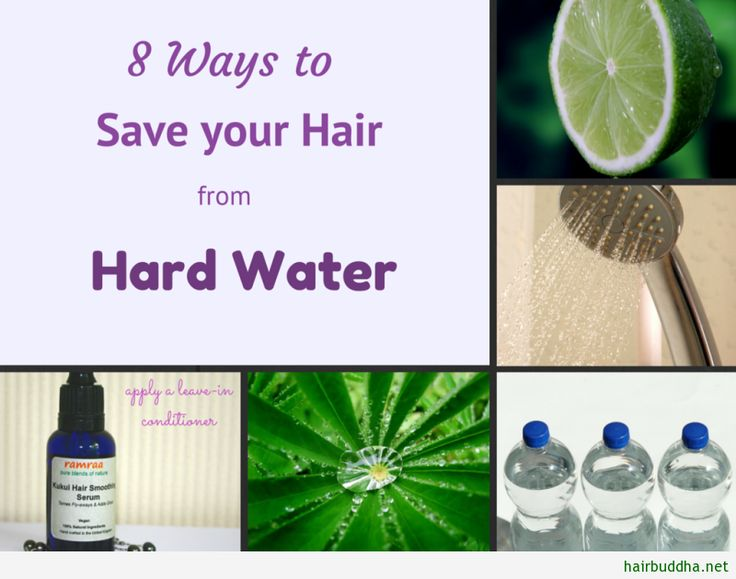 Best 25 hard water stains ideas on pinterest hard water cleaner hard water remover and - Easy hair care solutions ...