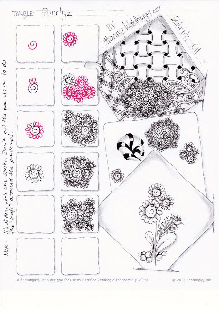 Purrlyz pattern by Zenjoy