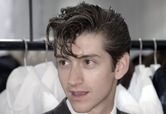 modern quiff hairstyles men 2014 Modern Quiff Hairstyles Men 2014