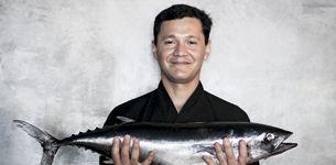 El chef del Naoki