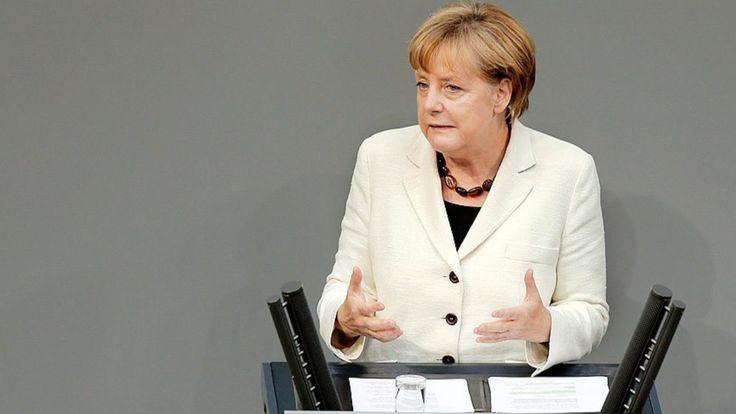 Vor der Wahl am 24. September - Merkels letzte Schlacht im Bundestag - Politik Inland - Bild.de