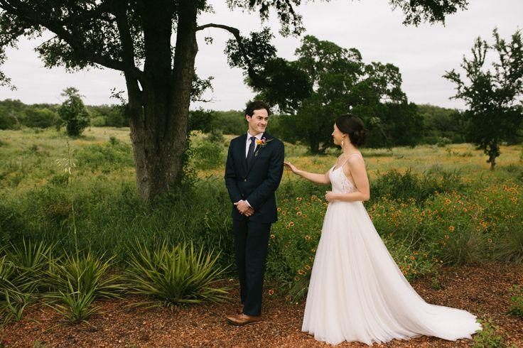 nicole + ryan — caryn noel austin texas wildflower center ...