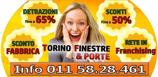 Torino Finestre e Porte | Infissi e Serramenti pvc, alluminio e legno