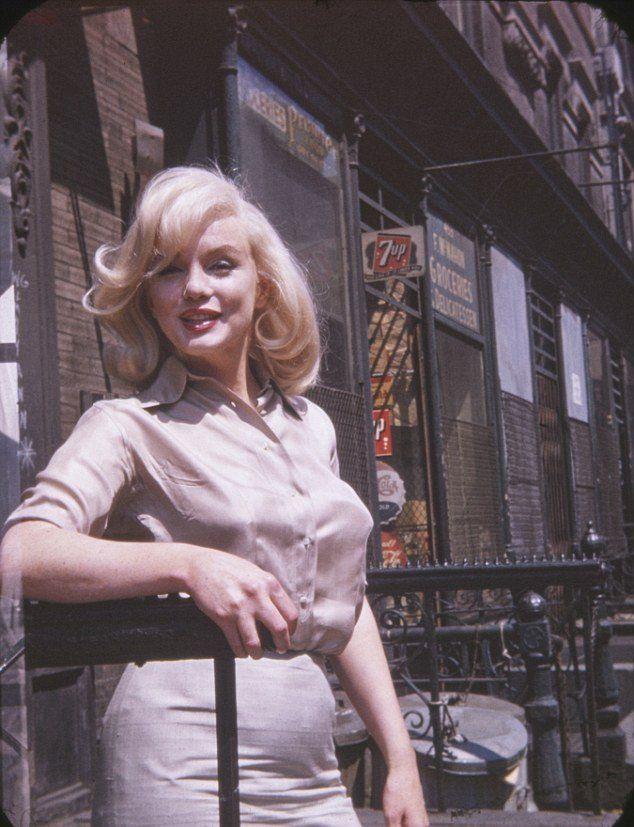 ¡Imágenes nunca antes vistas de Marilyn Monroe! ¡Podrían revelar un triste secreto! - Para Los Curiosos