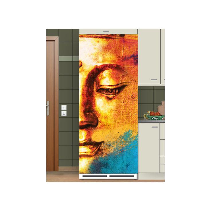 αυτοκόλλητο ψυγείου με ζωγραφιά