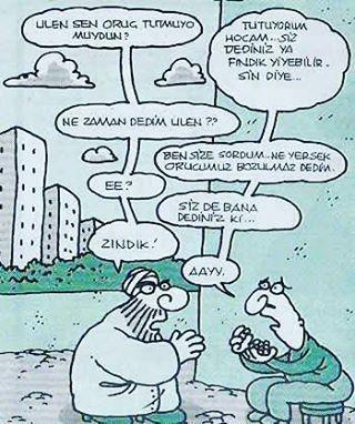 Niyet  #karikatür #ramazan #bayram #oruç #niyet #hoca #mizah #zındık #fındık http://turkrazzi.com/ipost/1515217597786879104/?code=BUHImCRgfSA
