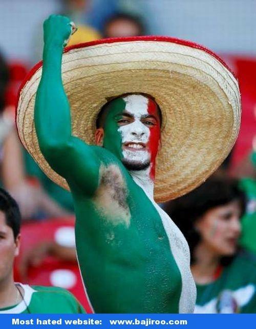 hilarious crazy funny sports fans  México fans http://media-cache-ak2.pinimg.com/736x/e4/97/4b/e4974bb7632b028ee99bf9ca3cf2de1c.jpg