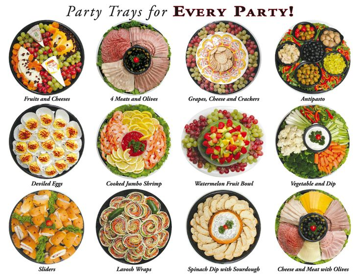 Party trays party ideas pinterest party trays party platters