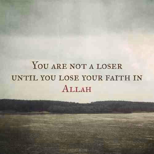 Never Lose Faith In Al...