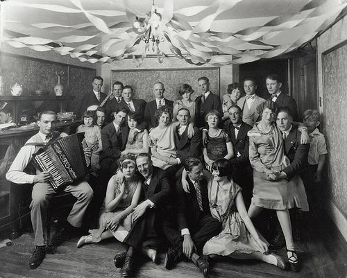 A 1920's fiesta