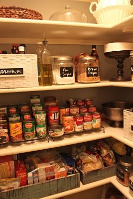 Pantry storage ideas: Pantry Storage, Ideas Kitchen, Decor Ideas, House Ideas, Pantry Organization, Pantry Re Do, Kitchen Ideas, Storage Ideas
