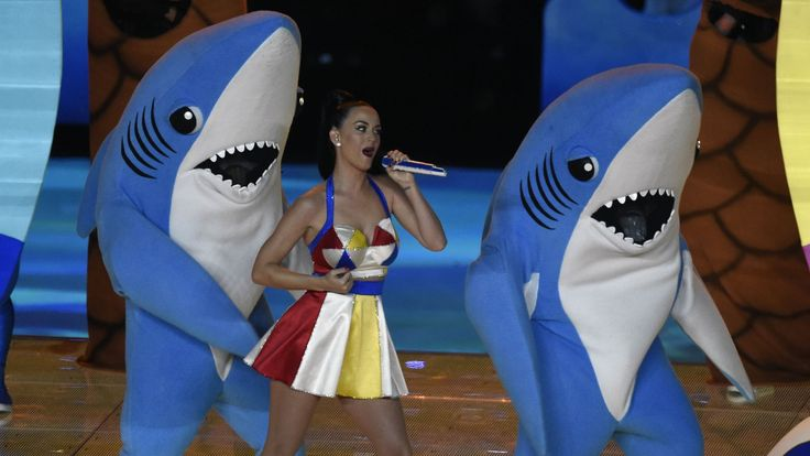 Left Shark wasn't quite sure what he was doing, but he played his best on the world's' biggest stage. Left Shark is a hero.