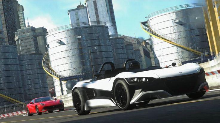 DRIVECLUB™ (VUHL 05 Roadster) in 2020 | Roadsters, Bike ...