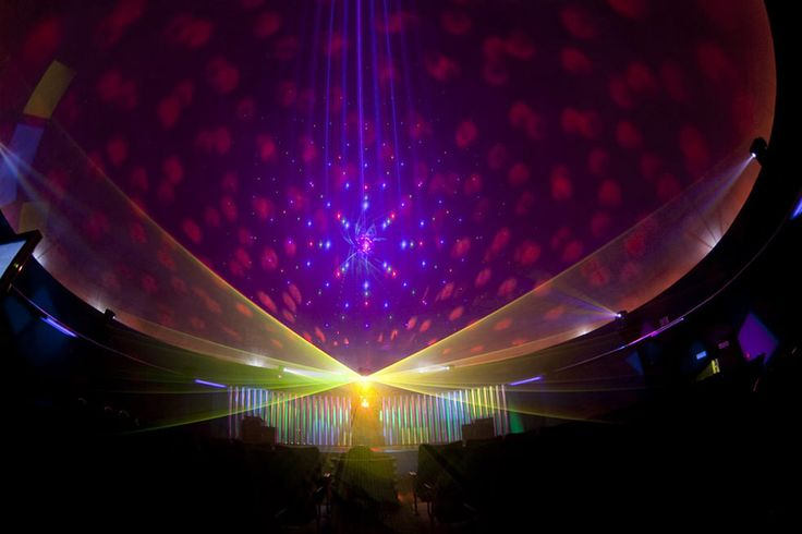 You choose the awesome songs you love, and the 360 laser show, interactive dance floor, and surround sound will do the rest.