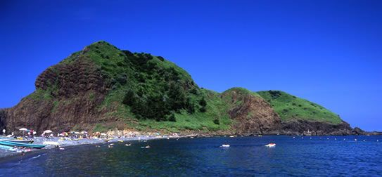 Sado island - taiko drum festival and diving