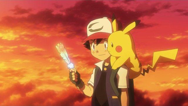 Pokemon La Película: Te Elijo! Saldrá al Aire En Disney XD