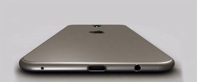 Sabías que Concepto en Vídeo de iPhone 7 con USB-C y Altavoz Frontal