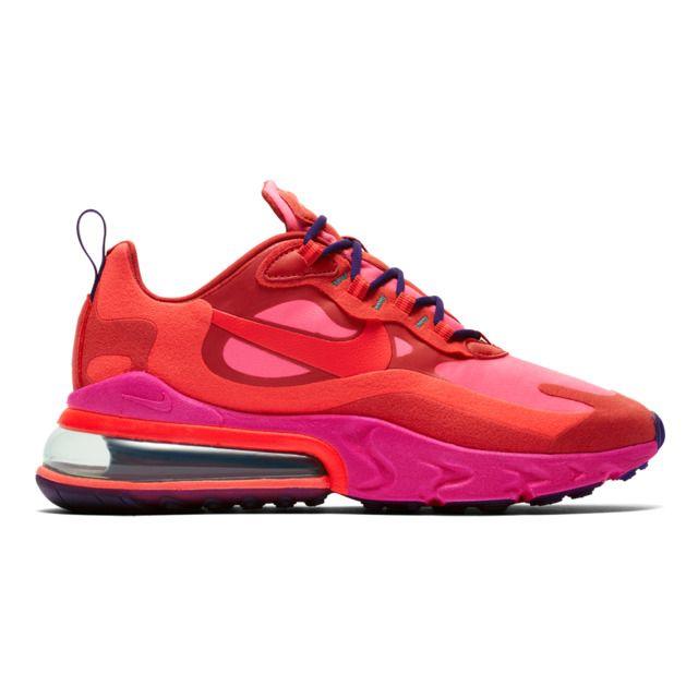 Zapatillas casual de mujer Air Max 270 React Nike | Air max ...