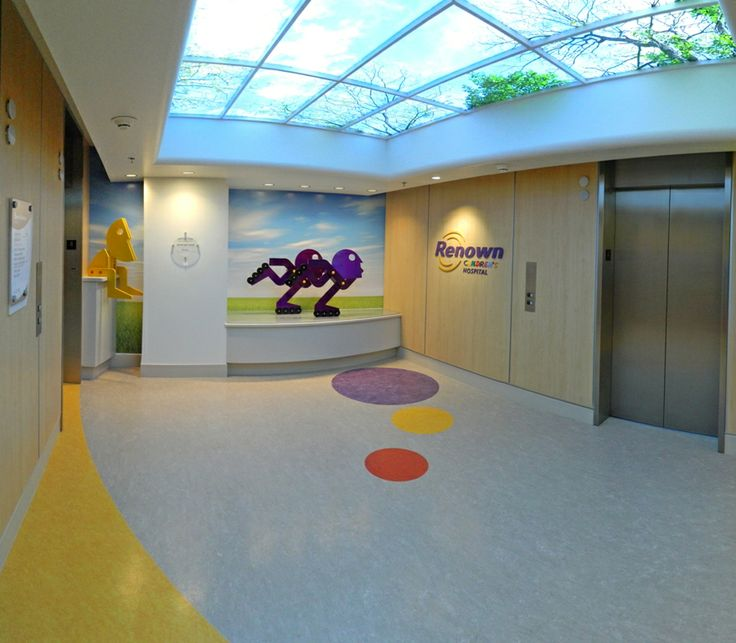 Vestibule Renown Children S Hospital Reno Nv Health
