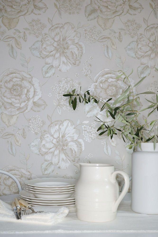 Mirella #wallpaper design by Prestigious.
