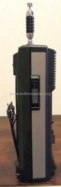 Radio Shack Tandy, Citizens Band Transceiver 3 Watt 3 Channel TRC-214 Cat-No. 21-1637 uploaded by Franz Scharner (2)