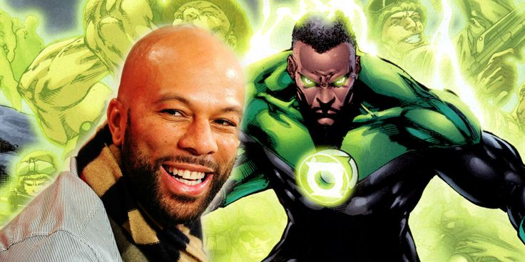 Common on Green Lantern Casting & George Miller's Justice League Movie