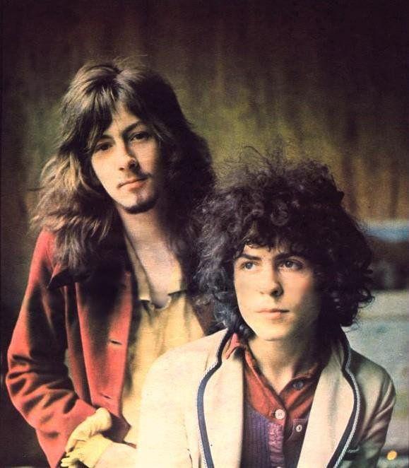Steve Took & Marc Bolan