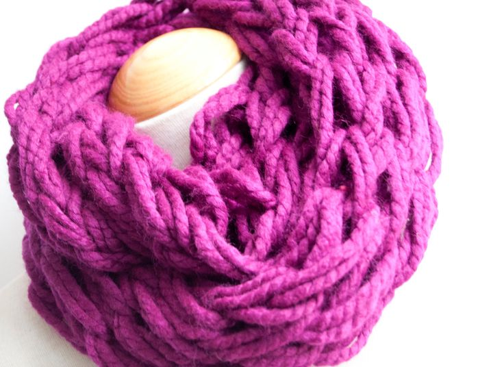 Snood Knitting Pattern Double Knit : 1000+ images about Knitted Snoods on Pinterest