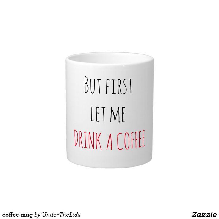 coffee mug jumbo mug