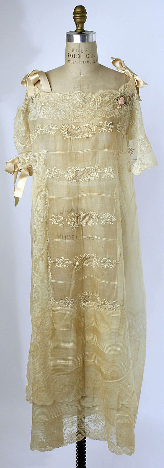 1920s | French Nightgown | Vintage Love